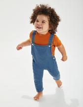 Baby Rocks Denim Dungarees