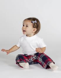 Baby Tartan Trousers