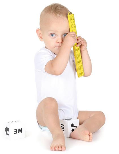 Short Sleeve Baby Bodysuit Polyester